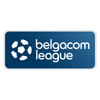 First division of Belgian football (Belgacom League)