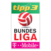 First division of Austria (tipp3 Bundesliga)