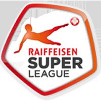 First division of Switzerland (Raiffeisen Super League)