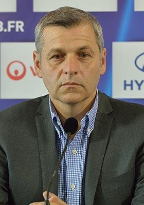 Bruno Génésio